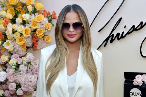 Chrissy Teigen 'incredibly lucky' to have hired help during quarantine