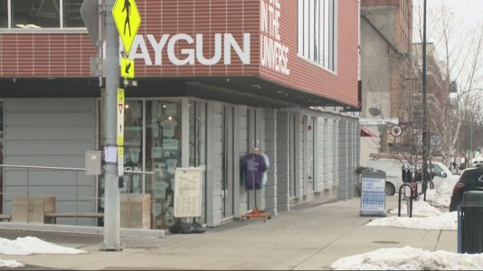 East Village Business Closes Ahead of Inauguration Day