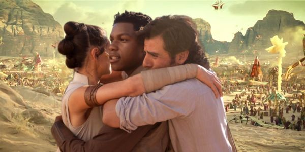 Star Wars: Rise of Skywalker Does Right By Its Character Trio