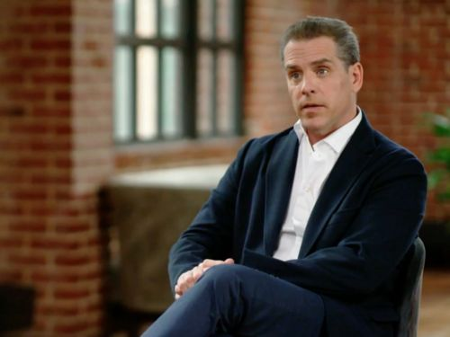 Hunter Biden Is Scheduled to Meet with Potential Buyers of His Art Before 'Anonymous' Sales