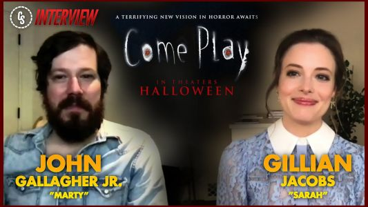 CS Video: Gallagher Jr. & Jacobs on Returning to Horror in Come Play