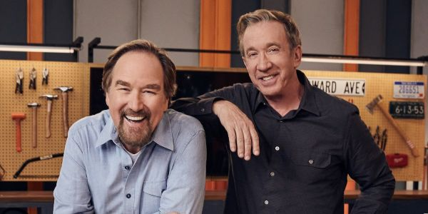 First Trailer For Tim Allen And Richard Karn's New TV Show Is Basically Home Improvement Without The Family