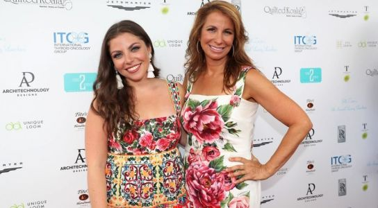 Ally Shapiro Learned Jill Zarin Used A Sperm Donor To Conceive Her By Snooping Through Jill's Emails