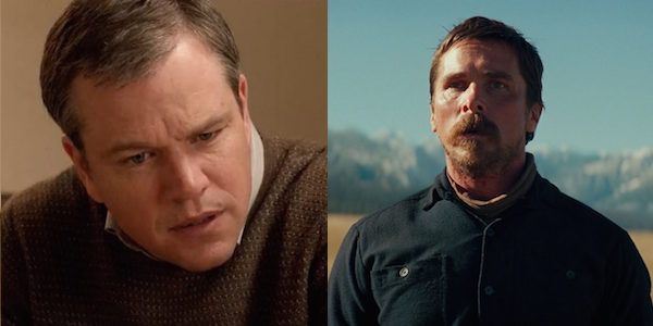 Ford V Ferrari First Look: Matt Damon And Christian Bale Are Off To The Races