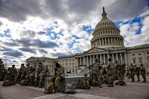 JUST IN: 2 National Guardsmen Removed From Biden Inauguration Detail After Background Check Finds Militia Ties