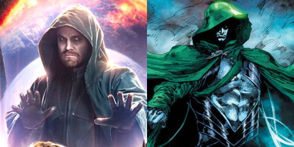 Crisis On Infinite Earths' New Green Arrow Spectre Costume Is Disappointing