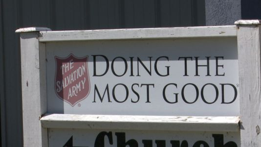 Salvation Army: Need for help is greater than ever in 2020