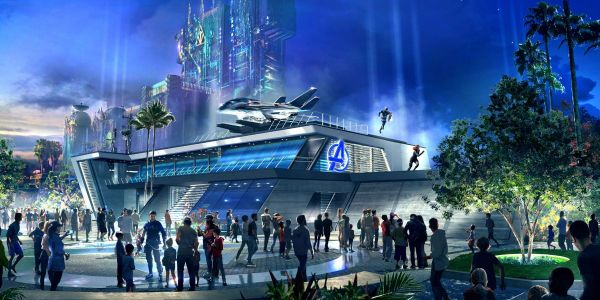 Disneyland Resort's Avengers Campus Finally Has A New Opening Date