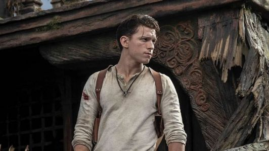Uncharted Photos Feature Tom Holland and Nolan North