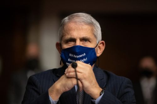 Should you be wearing two masks? Here's what Dr. Fauci says