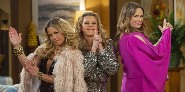 Fuller House Stars Compare Netflix Show's Goodbye To Full House's Ending