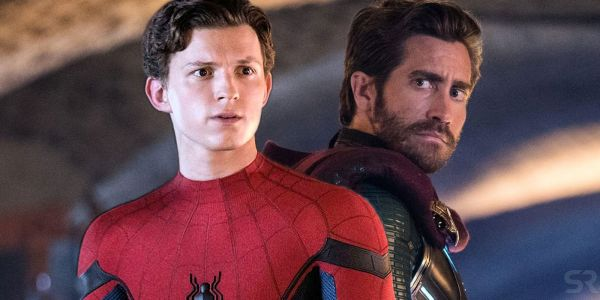 Deleted Spider-Man Mysterio Vision Is An Arachnophobe's Nightmare