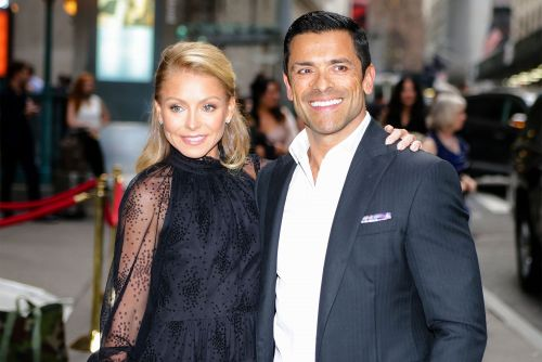 Kelly Ripa and Mark Consuelos honored at TrevorLIVE gala