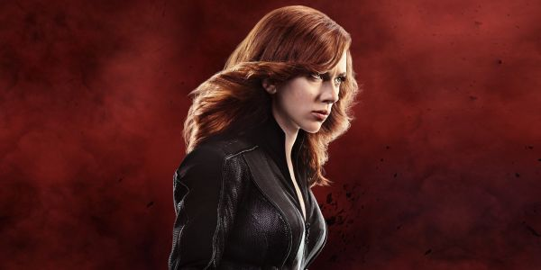 New Black Widow White Costume Revealed At Marvel Studios' D23 Booth