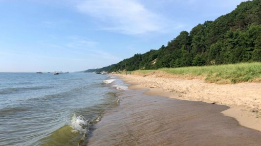 Lake Michigan breaks 7th straight monthly record