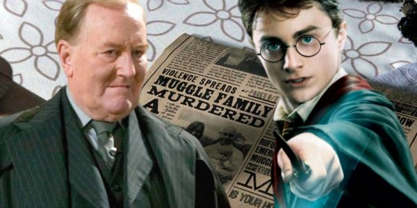 Harry Potter Theory: Wizards & Muggles Had A War