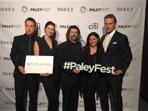 'Outlander' Heads to PaleyFest LA in March