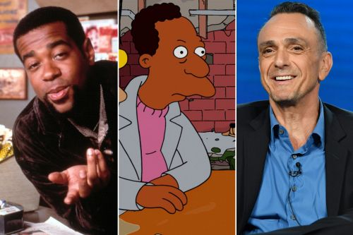 'The Simpsons' finds replacement to voice Carl after Hank Azaria's exit