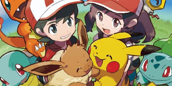 Pokemon Let's Go Eevee and Pikachu: How To Get Bulbasaur, Charmander, & Squirtle