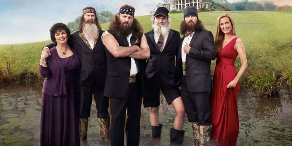 How The Duck Dynasty Clan Feels About The Surprise Reveal Phil Robertson Has Another Child