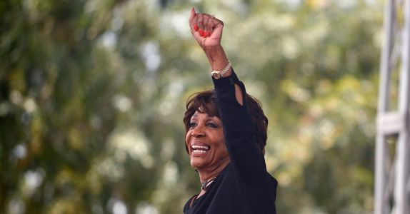 JUST IN: House Rejects Move to Censure Maxine Waters