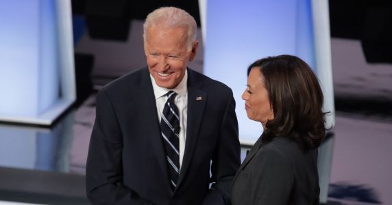 BREAKING: Joe Biden Announces Kamala Harris as His Running Mate