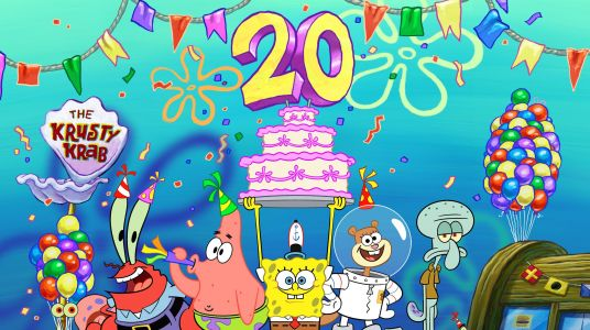 SpongeBob Celebrating 20th Anniversary at San Diego Comic-Con 2019