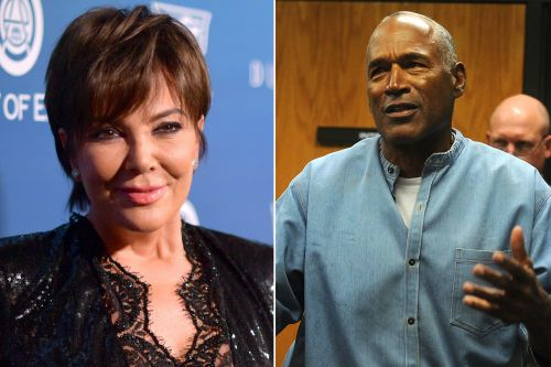 In new tweet, O.J. Simpson denies sleeping with Kris Kardashian