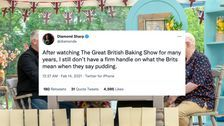 Funny And Relatable Tweets About 'The Great British Bake Off'