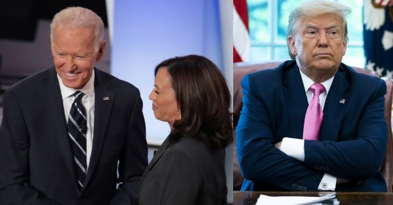 Joe Biden Up 10 Points Over Trump in First Poll to Include Sampling From Day of Harris VP Announcement