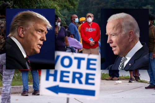 14 Days Out: Does the Early Voting Surge Translate Into Support for Trump or Biden?