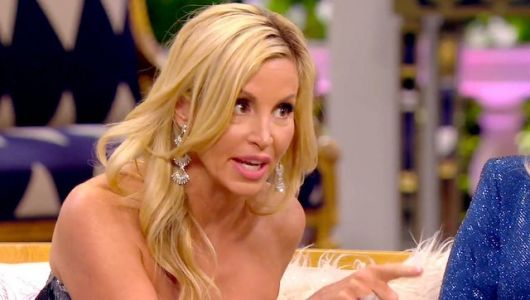 Tonight Camille Grammer Storms Out Of Real Housewives Of Beverly Hills Reunion!