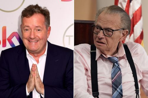 Piers Morgan slammed for 'insulting' and 'narcissistic' tribute to Larry King