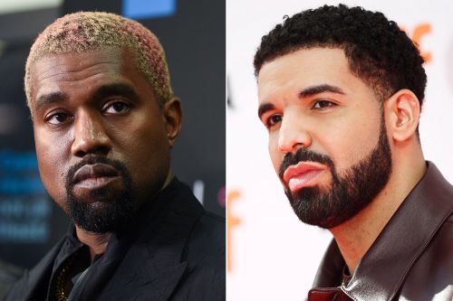 Kanye West ramps up Drake feud after bizarre tweetstorm