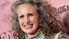 Andie MacDowell Busts The Wildest Rumor About Herself: 'Really, I Am?'