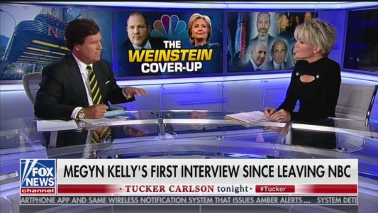 Megyn Kelly Return Draws Whopping 4 Million Viewers to Tucker Carlson in Wednesday Night Ratings