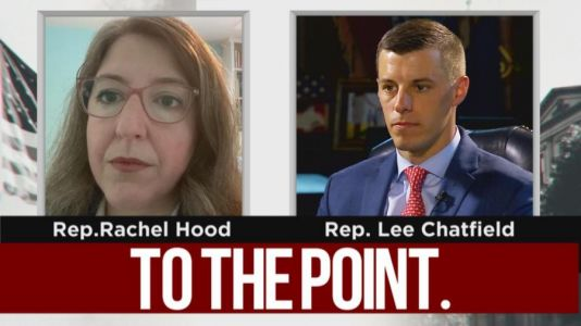 To The Point: Speaker Chatfield, state Rep. Hood