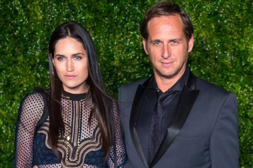 Josh Lucas' ex-wife, Jessica Ciencin Henriquez, accuses him of cheating during pandemic