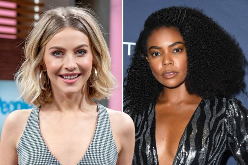 Julianne Hough on Gabrielle Union 'AGT' exit: I'm proud of NBC for 'showing up'