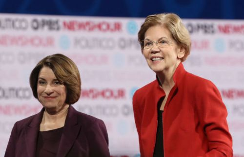 In Unprecedented Move, NYT Editorial Board Formally Endorses Elizabeth Warren AND Amy Klobuchar for 2020 Dem Nominee for President
