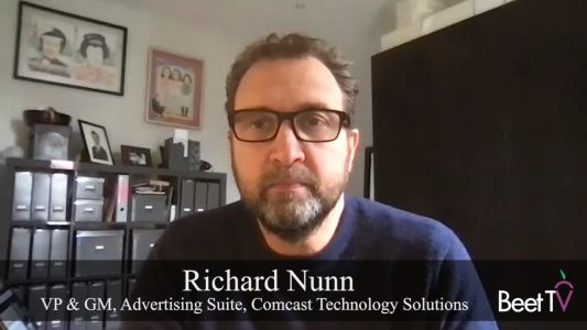 TV Ad Volumes Are Exploding: Comcast's Nunn