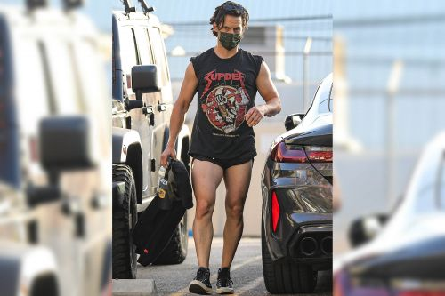 Twitter celebrates men's dangerously short shorts trend