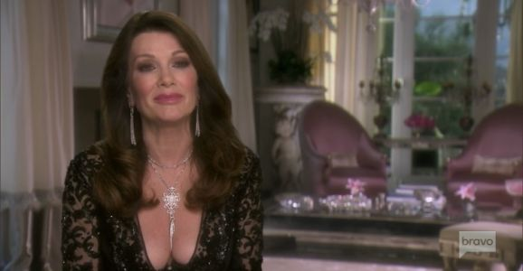 "Lisa Vanderpump Says Kathy Hilton ""Won't Take Any Nonsense"" On Real Housewives Of Beverly Hills"