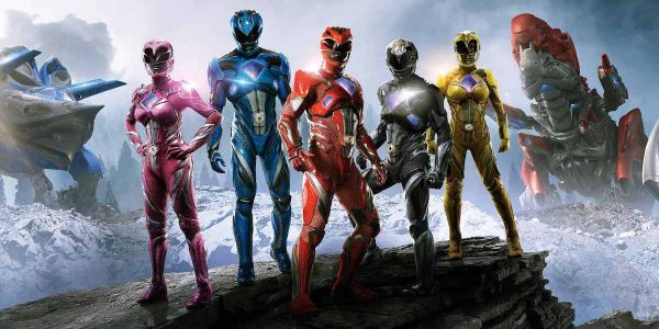 The Power Rangers Franchise Is Getting A New Shared Universe