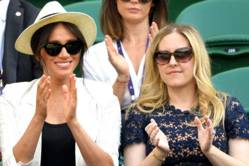 Meghan Markle's college BFF defends her on Instagram