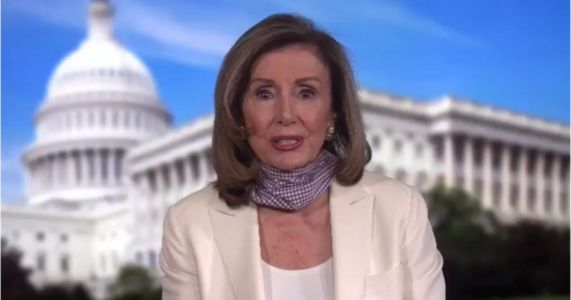 Pelosi Hammered Over Comments Thanking George Floyd 'For Sacrificing Your Life For Justice'