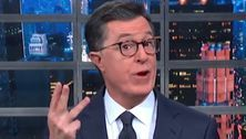 Colbert Brings Down The House With A Simple 1-2-3 For Trump's Trial