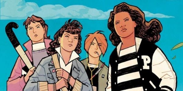 Amazon's Paper Girls TV Show: 7 Quick Things We Know About The Brian K. Vaughan Comic Adaptation