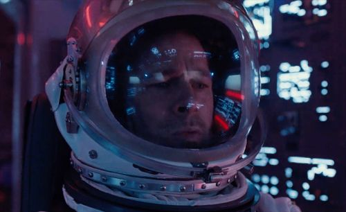 New Ad Astra Trailer & Poster Takes Brad Pitt to the Stars