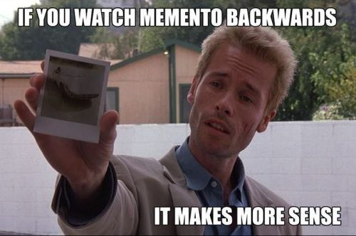 Memento: 10 Memes That Are Too Hilarious For Words | ScreenRant